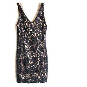 •Gossip Girl by Romeo &Juliet Black Party dress•